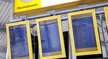 Bus Stop Info Boards